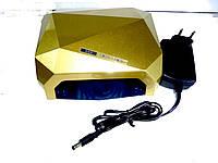 Лампа CCFL+LED для сушіння гелю, гель-лаку 36W
