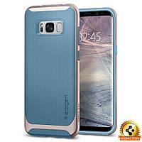 Чехол Spigen для Samsung S8 Neo Hybrid, Niagara Blue, фото 1
