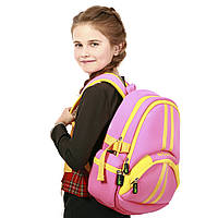Школьный Рюкзак Nohoo Бамблби Розовый 36х26х19 (NH019-2)
