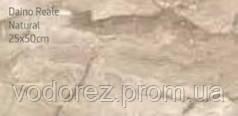 Плитка для стен Daino Reale Natural 25x50