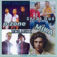 MORANDI,MIKA,SAFRI DUO,O ZONE - MP3