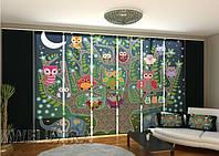 Панельная штора Сказка на ночь