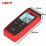 Лазерний безконтактний тахометр UNIT UT373 (50-200 мм) (10-99999 об/хв). Ціна з ПДВ, фото 5