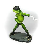 Статуэтка сувенир Лягушка Майкл Джексон