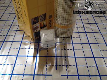 Мат электрический для дома или дачи, 1,4 м2 (Особая цена с механическим регулятором)