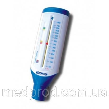 Пикфлоуметр TECH-MED Теч-Мед для взрослых и детей от 7-ми лет 60-800 л/мин пикфлометр Польша