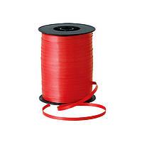 Лента (тесьма) красная для гелиевых шаров