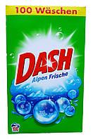 Dash стиральный порошок универсальный (6.5 кг-100 ст) Италия
