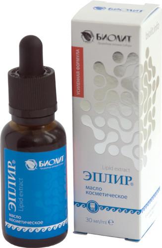 Масло Эплир, 2% раствор - противовоспалительное
