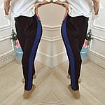 Женские брюки с лампасами, фото 5