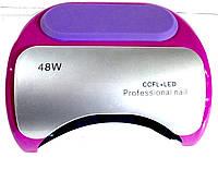 Сушарка для нігтів Beauty nail 18K 48W,LED лампа для нарощування нігтів