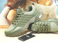 Женские кроссовки BaaS Marathon хаки 39 р., фото 1