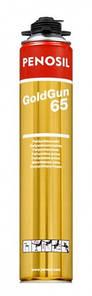 Профессиональная улучшенная монтажная пена PENOSIL GoldGun 65