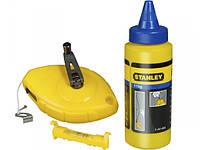 Набор строительный для разметки (шнур и меловой порошок) Stanley OPP