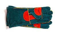 Краги спилкові HW-5066