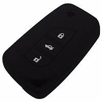 Силиконовый чехол для ключей Toyota (Camry/ Highlander/ Corolla/ Prado/ RAV4/Camry/ Land Cruiser), фото 1