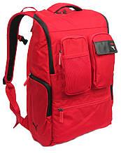 Рюкзак спортивный Puma Cargo Red Backpack, красный 25 л