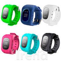 Умные Смарт Часы Детские с GPS Трекером (Детские Умные Часы Телефон для Детей) SMART BABY WATCH Q50