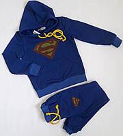 "Детский костюм ""Superman"" электрик, р.98-128"