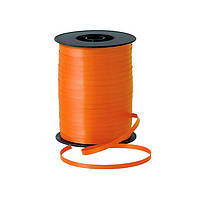 Лента (тесьма) оранжевая для гелиевых шаров