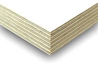 ✅Фанера белая ламинированная влагостойкая 2500х1250х18 мм