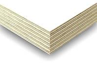 ✅Фанера белая ламинированная влагостойкая 2500х1250х9,5 мм
