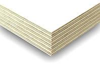 ✅Фанера белая ламинированная влагостойкая 2500х1250х21 мм