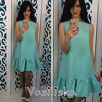 Платье летнее Шелли из СОФТА