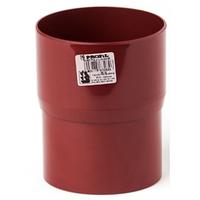 З'єднувач водостічної труби (діаметр 75 мм).Profil.