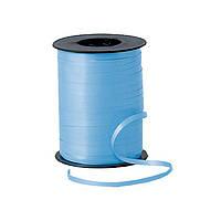 Лента (тесьма) голубая для гелиевых шаров