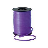 Лента (тесьма) фиолетовая для гелиевых шаров
