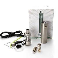 Электронная сигарета Eleaf iJust S 3000mah + жидкость в подарок