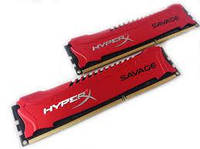 Оперативная память Kingston DDR3-2133 4096MB PC3-17000 HyperX Savage (HX321C11SR/4)