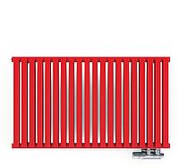 TERMA Дизайн радиатор Nemo 530*1185 Red, фото 1