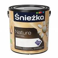 Фарба Снєжка Nature 101 Сріблясте жито  2,5л