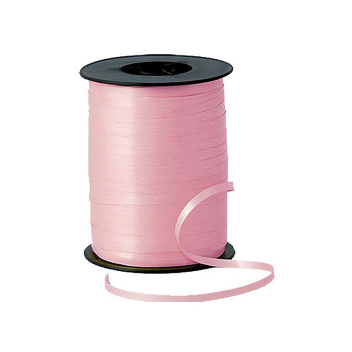 Лента (тесьма) розовая для гелиевых шаров