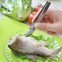 Пинцет нож для рыбы! Приспособление для очистки рыбы от косточек!
