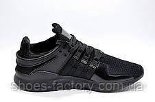 Мужские кроссовки в стиле Adidas EQT Support ADV, Black, фото 3