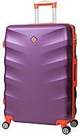 Чемодан Bonro Next средний темно-фиолетовый , фото 1