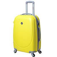 Чемодан Bonro Smile (большой) желтый , фото 1