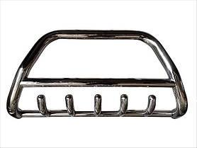 Защита переднего бампера (кенгурятник) BMW X6 e71