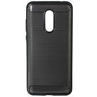 ✓Накладка для смартфона защитная Xiaomi Redmi 5 Plus Black от сколов царапин и потертостей экрана