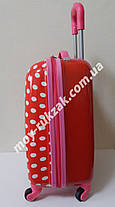 Детский чемодан дорожный на колесах «Hello Kitty - 6», 520394, фото 2