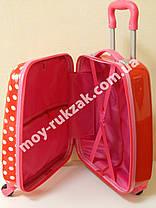 Детский чемодан дорожный на колесах «Hello Kitty - 6», 520394, фото 3