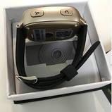Smart baby watch S200 (D100) rose gold пульсометр, фото 4