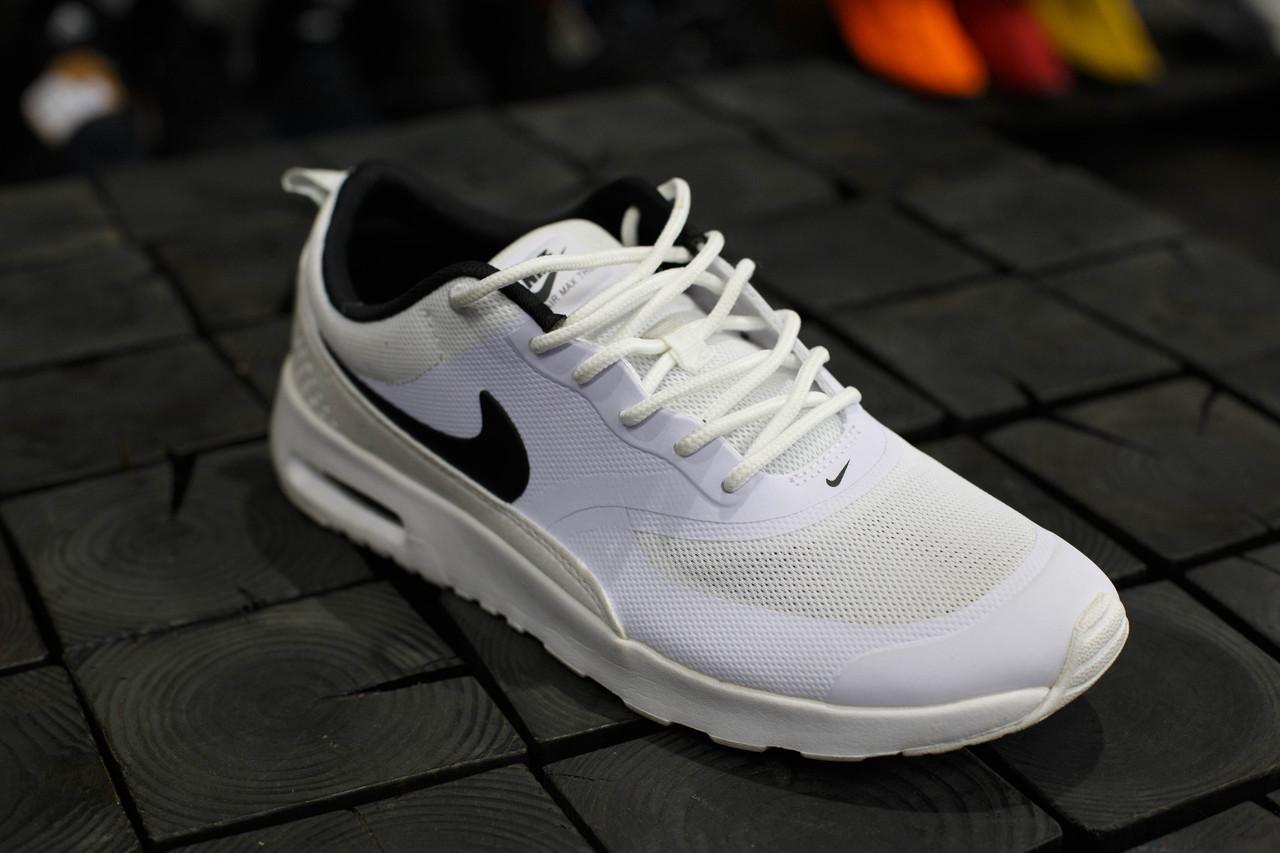 Мужские кроссовки Nike Air Max.Белые