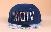 Бейсболка Хип-Хоп MDIV