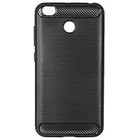 ✓Накладка Xiaomi Redmi 4X Black прочная защитная для смартфона