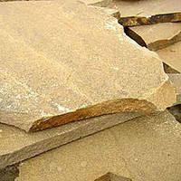 Камень песчаник  Желтый