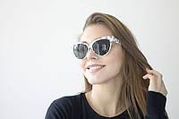 Очки распродажа 99010-3 в белой оправе